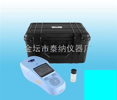 TSP80便携式游泳池水质分析仪