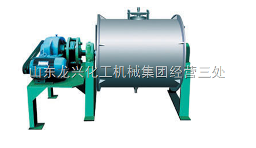 烟台碳钢液体卧式球磨机