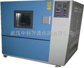 LX-500武汉箱式防水测试机IPX3、IPX4淋雨试验箱