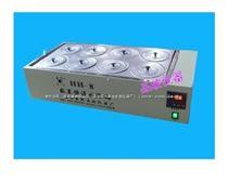 HH-8双列八孔恒温水浴锅(全不锈钢)