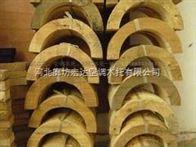 防腐管托,木质管托,红松木块