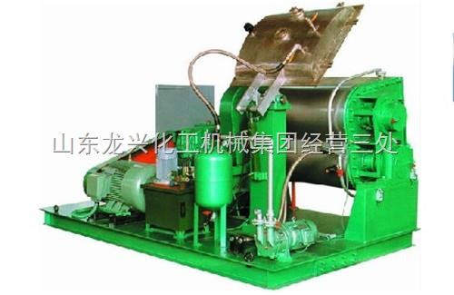 不锈钢真空型捏合机 电加热真空型捏合机