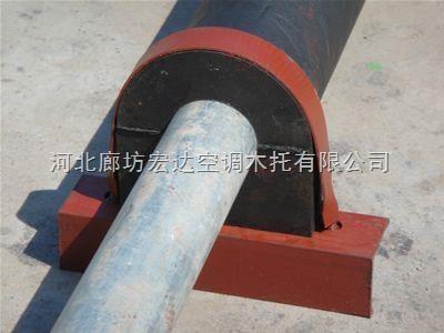 中央空调木托--管道垫木