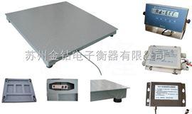 SCS-3苏州吴中专业销售3T防爆地磅秤