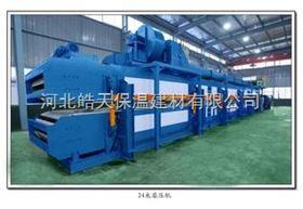 供应外墙聚氨酯保温板生产线