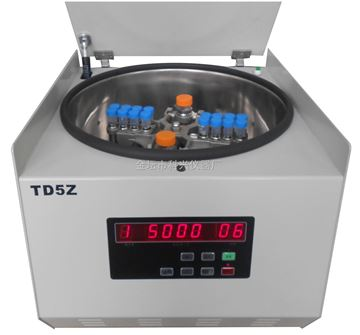 TD5Z臺式低速多管架自動平衡離心機