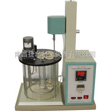 石油和合成液抗乳化性能试验器,上海昌吉SYD-7305 石油和合成液抗乳化性能试验器
