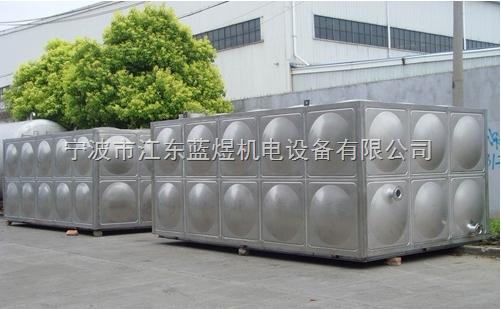 不锈钢保温水箱制造选材,不锈钢成品水箱