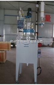 YDF10-100L系列單層玻璃反應釜/高效穩定單層玻璃反應釜*