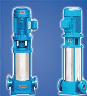 25GDL2-12*2GDL立式多级管道离心泵
