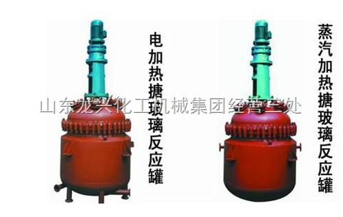 电加热反应罐 搪玻璃反应罐