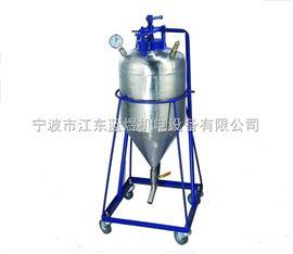 LY-SD气动喷粉精炼罐