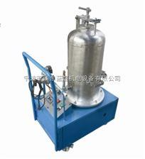 LY-DD铝合金精炼器 ,电动喷粉精炼罐