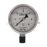 上海自动化仪表四Y-60A-Z/Y-60AZ耐震压力表