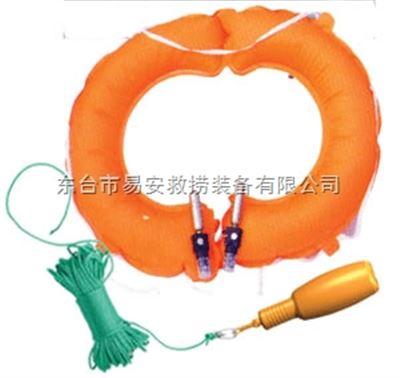 自動充氣救生環(氣脹式)