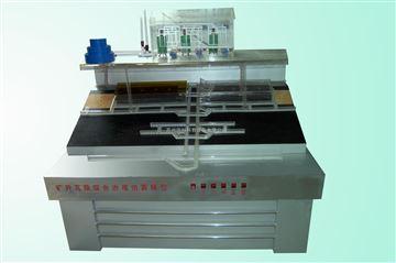 TKMAF-21礦井瓦斯綜合治理仿真模型