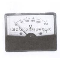 上海自动化仪表一厂44L5-A矩形交流电流表