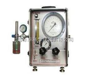 氧气吸入器检定装置