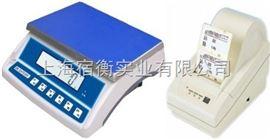 7.5公斤带微型打印机电子秤,东莞微型打印机电子称特卖中