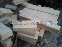 绥化保冷扇形木块