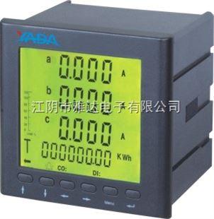 青岛表dtsf6o06动力电表接线图