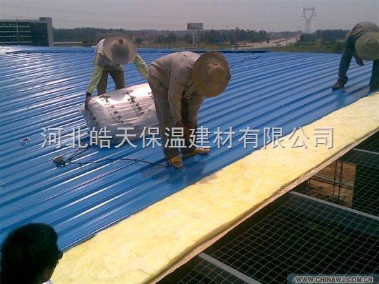 钢结构玻璃棉卷毡报价