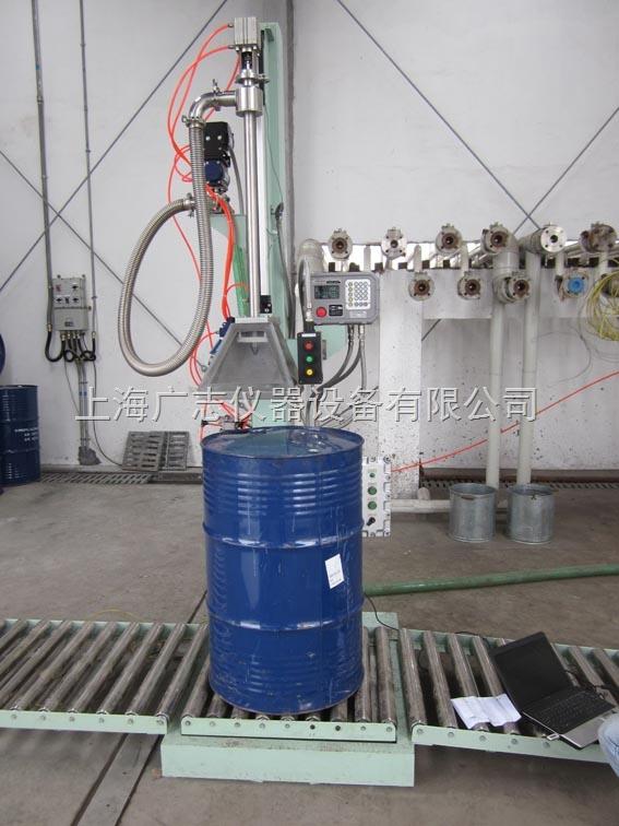 gzm-200l 三氯乙烯防爆灌装机