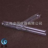 12*75mm 厚料平口玻璃试管 圆底试管
