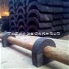 环保保温管道木支座生产厂家