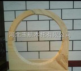 临西销售管道保温木管托