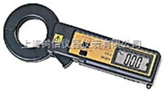 日本万用M102袖珍钳形漏电电流表
