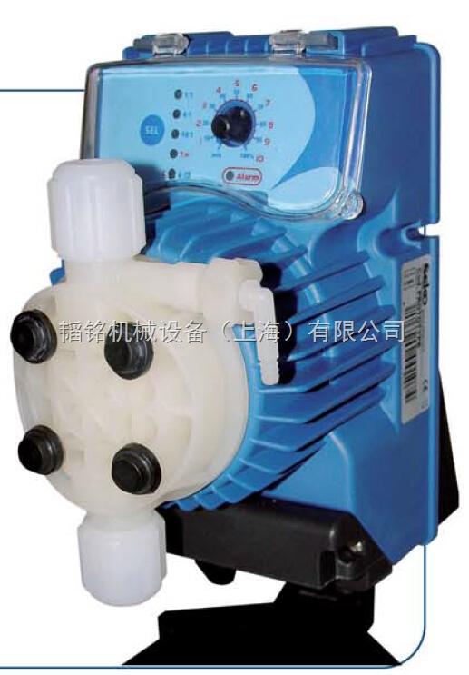 SEKO電磁隔膜計量泵APG係列自動控製計量泵