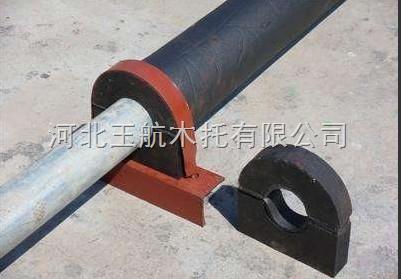 启东厂家   冷冻水管管道木托