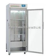 北京德天佑全透視雙層玻璃門YC-1多功能噴塑層析冷柜