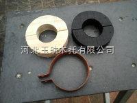 固定管道用空调木管托直销