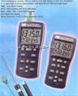 台湾泰仕TES-1315数字温度记录表