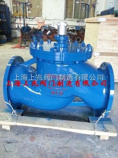 上兆大口径防爆电磁阀DN400/蒸汽电磁阀