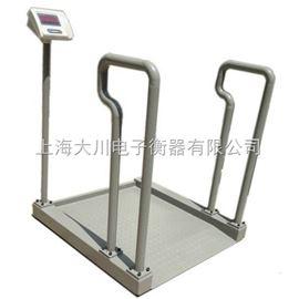 上海大川電子輪椅秤供應,醫院專用輪椅秤