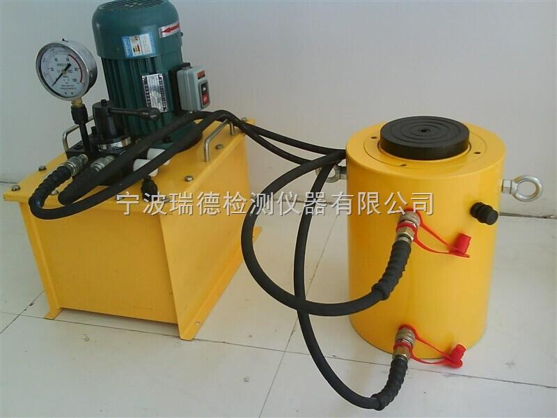 RD-YYD-250(250吨)RD-YYD-250/200一拖二液压千斤顶 250吨 厂家热卖 千斤顶生产商,品质卓越 1年保修