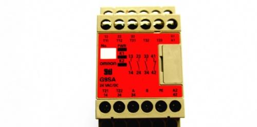 f3sx-ed1 g9sx-bc202欧姆龙f3sx-ed1 g9sx-bc202安全继电器