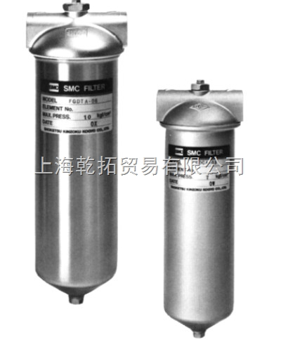 SMC工业用过滤器销售,JA30-10-125