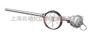 WSS-583带热电偶/阻温度变送器的双金属温度计