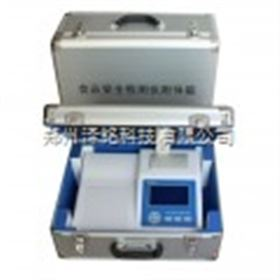 SJHHX-2501二十五合一食品安全检测仪/食品检测仪*