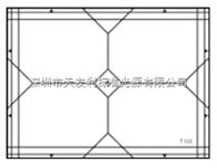 TE122愛莎測試卡esser test chart