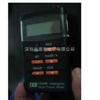 供应TES1333R太阳能测量仪TES-1333R 太阳能功率计 泰仕TES