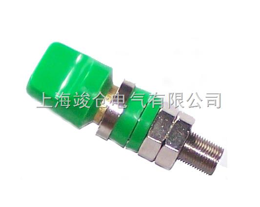 上海竣仓电气有限公司坚持以人为本、锐意进取、质量至上、诚信兴业的企业宗旨。在公司的管理、培训、激励等各个环节要求我们的员工信守承诺、以诚相待、团结高效、谦虚进取;在公司全面贯彻执行 ISO9001:2000质量管理体系,确保产品质量的可控与可靠。 应用范围: JXZ-4(100A)腰孔接线柱广泛应用于五金、塑胶、电子、电器、灯饰、玩具、手机、电脑、电源、计算器、游戏机、电话机、收录机、照相机、通讯产品、医疗器械等。 JXZ-4(100A)腰孔接线柱接线柱特点: 1、产品材质:黄铜、铍铜、紫铜、磷青铜、铜镍