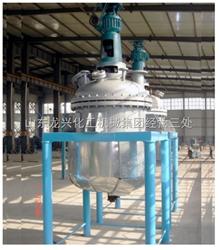 齐全-零距离电加热反应釜 不锈钢电加热反应釜