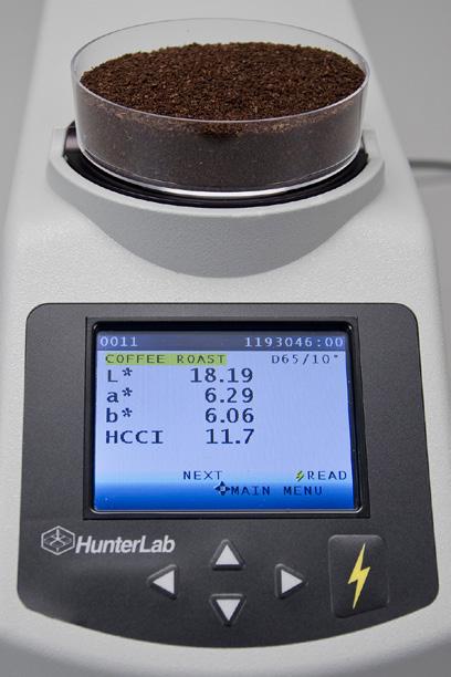 HunterLab ColorFlex-EZ-Coffee