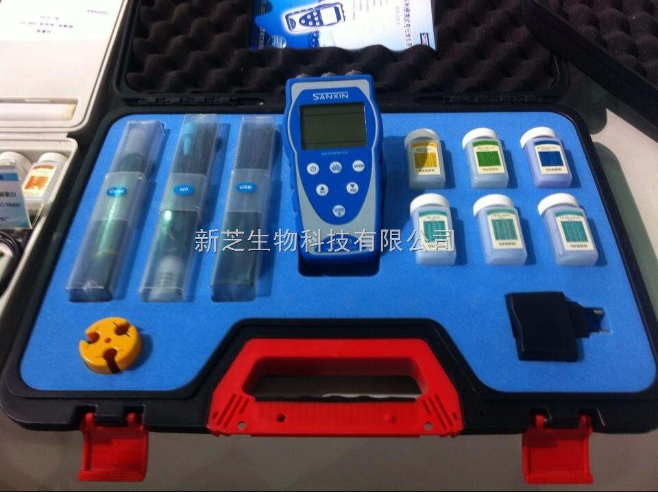SX8系列便携式电导率仪SX813