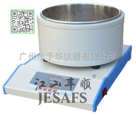 加热锅磁力搅拌器